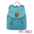 MI PIACI-BELLA系列-兩用後背包-1680618-孔雀藍