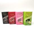 瑞士蓮LINDOR 60%黑巧/牛奶巧/草莓白巧/抹茶白巧克力