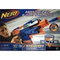 絕版藍色 NERF ELITE 殲滅者自動衝鋒槍 孩之寶 (二手) 九成新