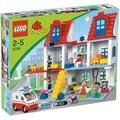 【積木樂園】樂高 LEGO 5795 得寶系列 大城市醫院