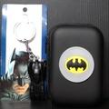 蝙蝠俠合金車吊飾+零錢盒(如圖為一組)