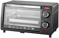[Home] EuropAce 9L Toaster Oven, Black