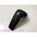涔峰CF☆(碳纖) 馬自達MAZDA 二代目 CX-5 CX5 排檔頭飾板 排檔頭飾蓋 排檔頭飾條 防刮飾板