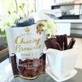 泰國全明星狂吃 CHOCKY 布朗尼 脆皮巧克力條 咖啡良伴-IF0802