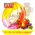 盛香珍零卡果凍600g [TW00331]健康本味