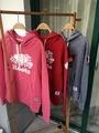 *vivi shop*加拿大國寶ROOTS- (女成人)連帽插肩 棉質長袖 衛衣 上衣 & 經典楓葉、湖水藍拉鍊款開衫 休閒運動 外套