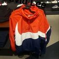 Nike big swoosh 衝鋒衣 防風外套 美國隊配色