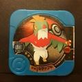 神奇寶貝Tretta方形卡匣02彈《高級》三星卡 戰鬥飛鳥