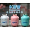 日本原裝進口高效亞硫酸鈣過濾球 water more亞硫酸鈣銀離子除氯沐浴器(1入)