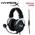 HyperX Cloud Gaming Headset (Silver) - For PS4, Xbox One, PC