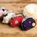 〔APM飾品〕日本 kurochiku 美夢十色和風珠扣包 (小)
