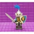 [樂高城堡系列人偶]70404裡的獅國騎士_sw532