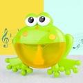 兒童洗澡青蛙泡泡機