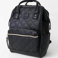 Anello PU Leather Backpack Quilt
