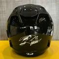 💖免運+贈電鍍片💖ONZA MAX-R. MAXR2代  亮黑 半罩安全帽 3/4罩 全罩安全帽 R牌R帽含原廠鏡片
