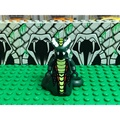 LEGO 樂高 忍者 旋風忍者 9450 綠蛇族 蛇王 綠蛇怪 Acidicus
