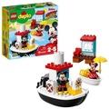 LEGO 樂高 DUPLO 得寶系列 10881 Mickey's Boat 全新未拆