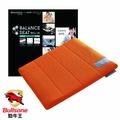 Bullsone-蜂巢凝膠健康坐墊-橙色(M號)