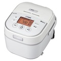 Tiger IH rice cooker 3 Go white recipes with tacook freshly cooked rice cooker JKU-A551-W Tiger
