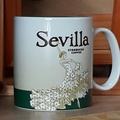 星巴克 西班牙 Sevilla 塞維亞 城市 馬克杯 全新 有sku