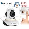 กล้อง CCTV กล้องกันขโมย กล้องแอบถ่าย Vstarcam C38S HD 1080P IP Camera มุมมองกว้าง ตรวจจับทุกความเคลื่อนไหว คมชัดระดับ HD จัดส่งฟรี มีเก็บเงินปลายทาง
