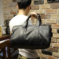 ce130bb696 Genuine Cow Leather Tote Bags New Men s Bag Casual Bag Shoulder Bag  Messenger Bag Handbag Travel
