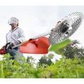 直流電動割草機除草機家用充電式多功能割禾機48V小型手持割稻機LVV5705優客良品TW