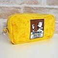 《Amigo 朋友禮品》日本 迪士尼 維尼 維尼熊 小熊維尼 pooh 帆布筆袋 化粧包 收納包 鉛筆袋