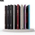 sony xa2 case luxury deluxe ultra thin aluminum bumper case sony xperia xa2 ultra / xa2 protective