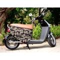 [全家免運]Gogoro 2 gogoro2防刮套 機車保護套車罩 s2也可用 迷彩+黑色