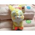 ╭☆°愛*JP╭☆°disney 樂園限定 迪士尼 邦妮兔花朵絨毛娃娃玩偶