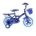 台灣製-EMC-12吋小熊貓兒童腳踏車(含前籃+後貨架)-只能宅配