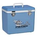 [百貨通]12L休閒冰箱(送冰寶冰磚) 行動冰桶 釣魚 保冰桶 保溫桶