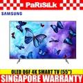 Samsung QA55Q6FNAKXXS QLED Q6F 4K Smart TV (2018) (55-Inch)