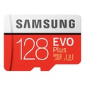SAMSUNG三星 EVO PLUS microSDXC UHS-I 128GB 記憶卡