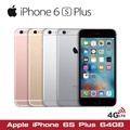 【APPLE】Apple iPhone 6S Plus 64GB 福利品5.5吋智慧型手機4K錄影、大螢幕閱讀方便(福利品Apple iPhone 6S Plus 64GB 5.5吋)
