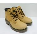 【CAT】經典低跟黃靴-黃色< 女>原價4680元