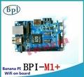 《德源科技》r)香蕉派Banana Pi M1+ M1 plus (BPI-M1+) A20雙核開發板(M1升級版