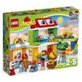 【樂GO】 LEGO 樂高 DUPLO 得寶 10836 市鎮廣場 全新 原廠正版