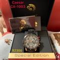 Caesar德國品牌/凱撒手錶/歐式工業