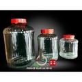 【中華花園】桃太郎玻璃瓶15罐