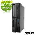 ASUS M640SA i3-8100/4G/1T+120SSD/W10P
