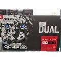 華碩 DUAL-RX580-O4G-GAMING
