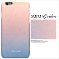 【Sara Garden】客製化 手機殼 OPPO R11s Plus r11s+ 暈染 藍粉 漸層 保護殼 硬殼