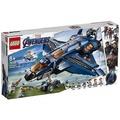 正版樂高2019新品 超級英雄系列 LEGO 76126 Avengers Ultimate Quin jet 昆式戰機