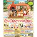 現貨 日本 EPOCH 森林家族麵包屋 森林家族 擺飾 公仔 轉蛋 扭蛋 含蛋紙