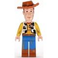 樂高人偶王 LEGO  玩具總動員系列-污漬版#7596 toy013  胡迪