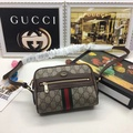 #gucci單肩包包GG Supreme郵差包 Gucci單肩包 女包