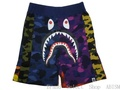 A BATHING APE(eipu)MIX CAMO SHARK SWEAT SHORTS鯊魚運動衫短褲BAPE/beipu brand select shop abism