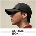 韓國 8SECONDS X G-DRAGON 限量 聯名 中央白線 皮革帽 bigbang 權志龍 GD *餅乾盒子*